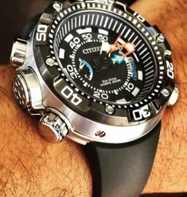 Dive Watch - Citizen Pro Master