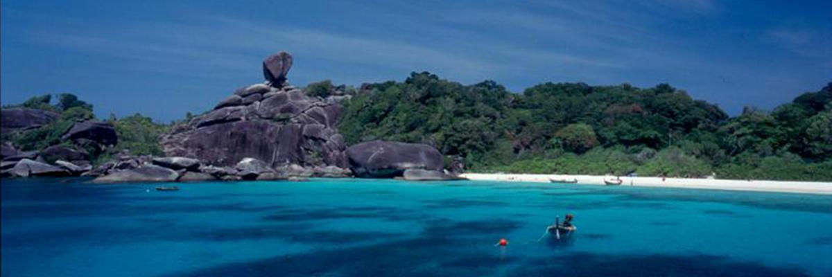 Similan Island N° 4