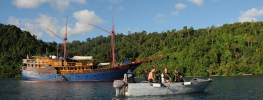 Ambon Halmahera Adventure Expedition