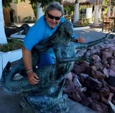 Gerhard mit Meerjungfrau