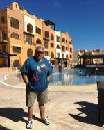 gerhard in los cabos hotel tresoro Pool