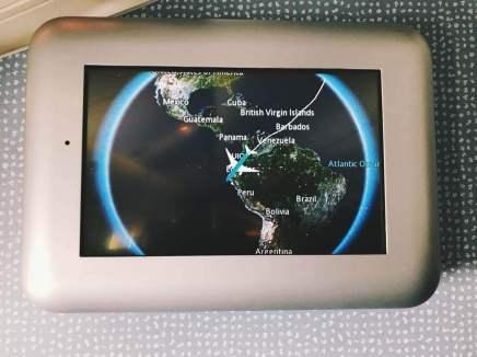 Rüber über den großen Ozean nach Ecuador
