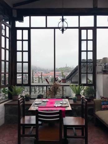 Frühstück im Landhaus La Quinta