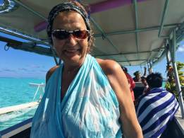 Wie bindet man den Parero auf Französisch-Polynesien?