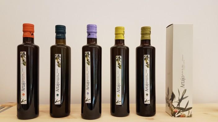 Artajo-Divinos Sabores-botellas variedades-HORECA