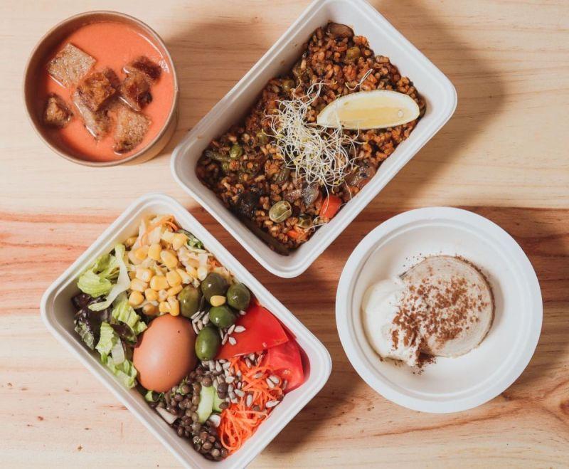 Biocenter-comida-vegetariana para llevar a casa