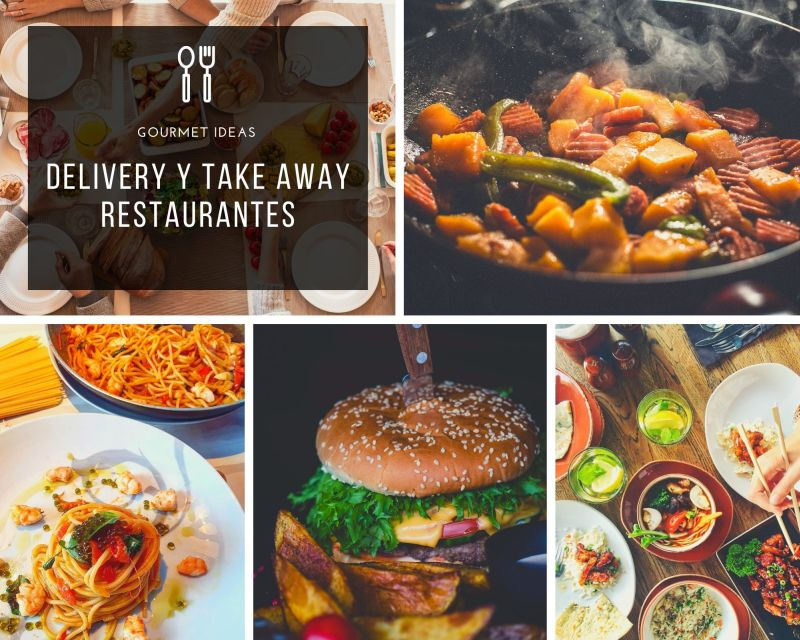 Delivery y Take Away en Cataluña