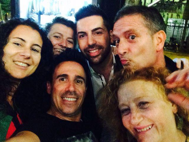 @Barnalola @gemaesantiago @80Decibelios y el equipo de El Gato Rison (Jordi, Pepe y Patricia)