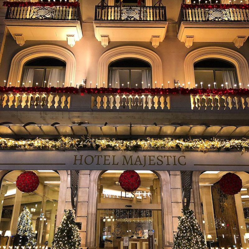 Hotel Majestic  Fin de Año