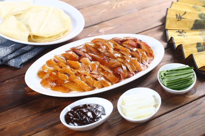 Pato Laqueado Restaurante Feliz2