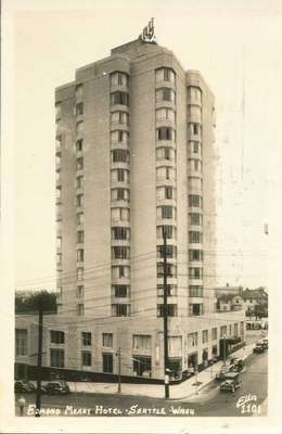 Hotel Meany 1931