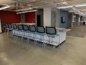 Seattle's Exchange Building - Division 9 Flooring