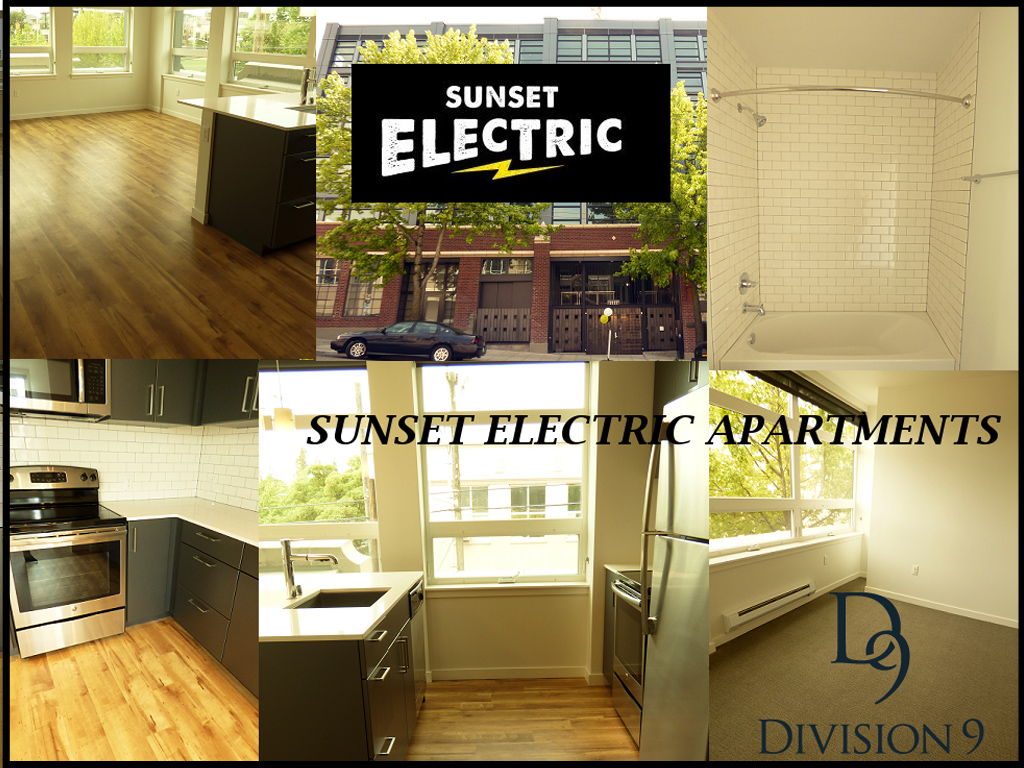 Division 9 Flooring and Sunset Electric