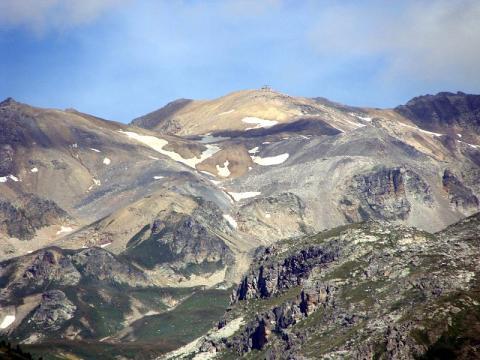 il Monte Thabor 3178 m