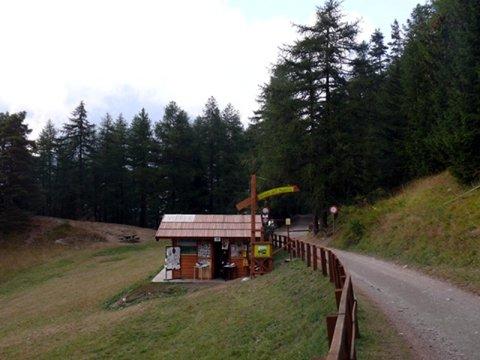 strada Parco Naturale Garn Bosco