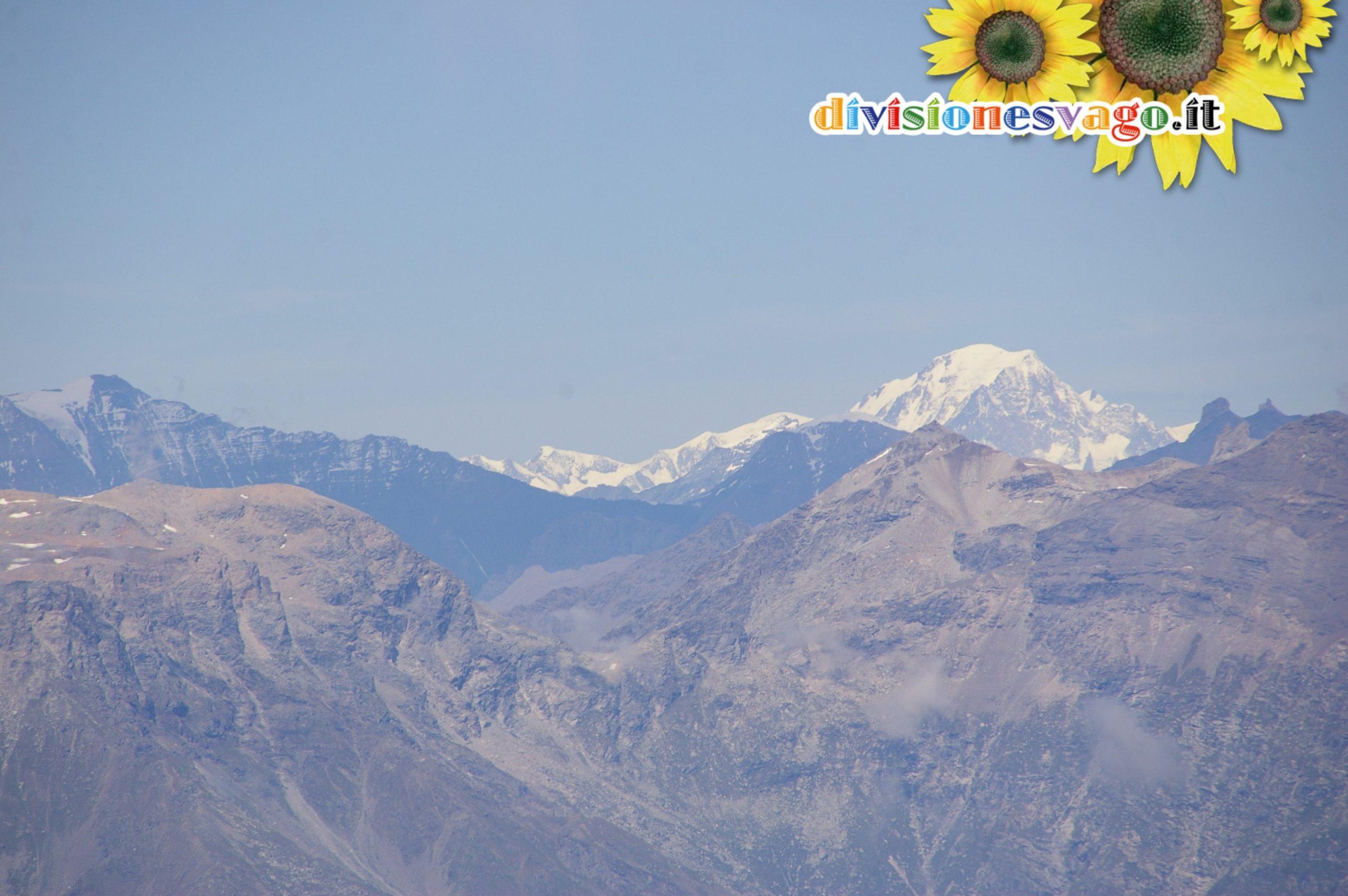 Monte Bianco, Dome du Gouter, Aiguille du Bionnassay