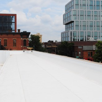 Commercial EPDM Roof Columbus Ohio