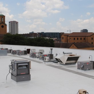 Commercial Indiana Roofing Contractor