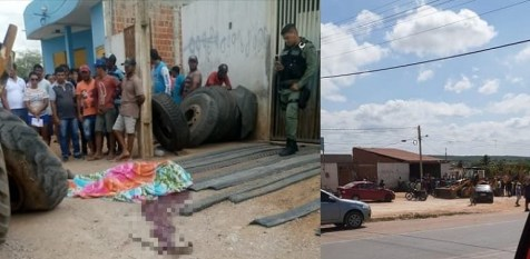 Image result for Borracheiro morre após explosão de pneu no município de Trindade, PE