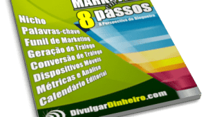 Ebook Internet Marketing em 8 Passos