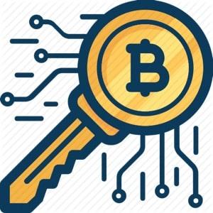 Chave Bitcoin Seguro