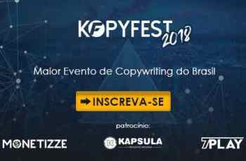KopyFest: O Maior Evento de Copywriting do Brasil