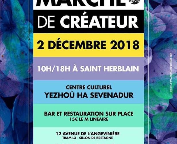 Marché de créateur Saint-Herblain Yezhou Ha Sevenadur