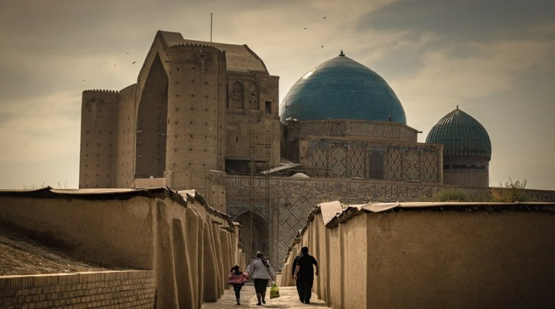 مسابقات تطوير مدينة تركستان التراثية