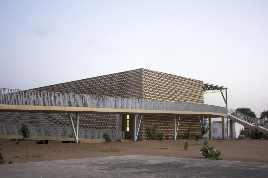 المشروعات الفائزة بجائزة الاغاخان للعمارة 2019