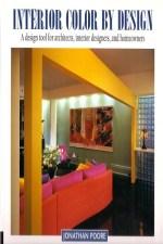 اللون الداخلي في التصميم - Interior Color by Design