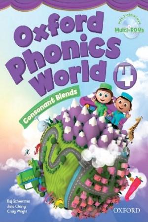 Oxford phonics world – part 4