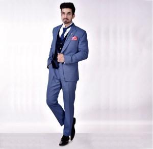 three piece suit for men