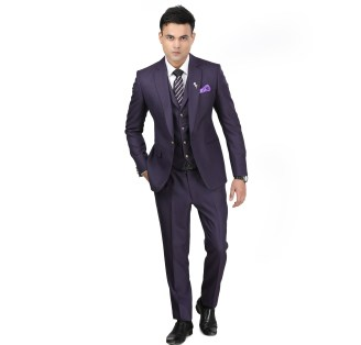 three piece suit