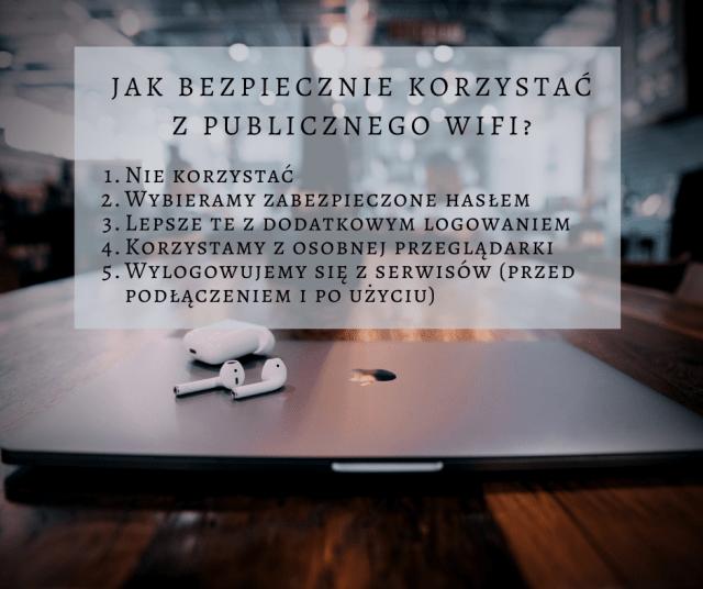 Publiczne WiFi - bezpieczenstwo