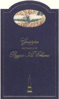 Grappa di Poggio ai Chiari, Colle Santa Mustiola (Tuscany, Italy)