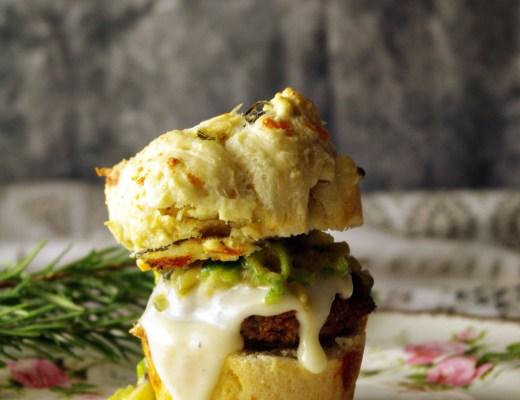 Crispy Pork Sliders | Dixie Chik Cooks