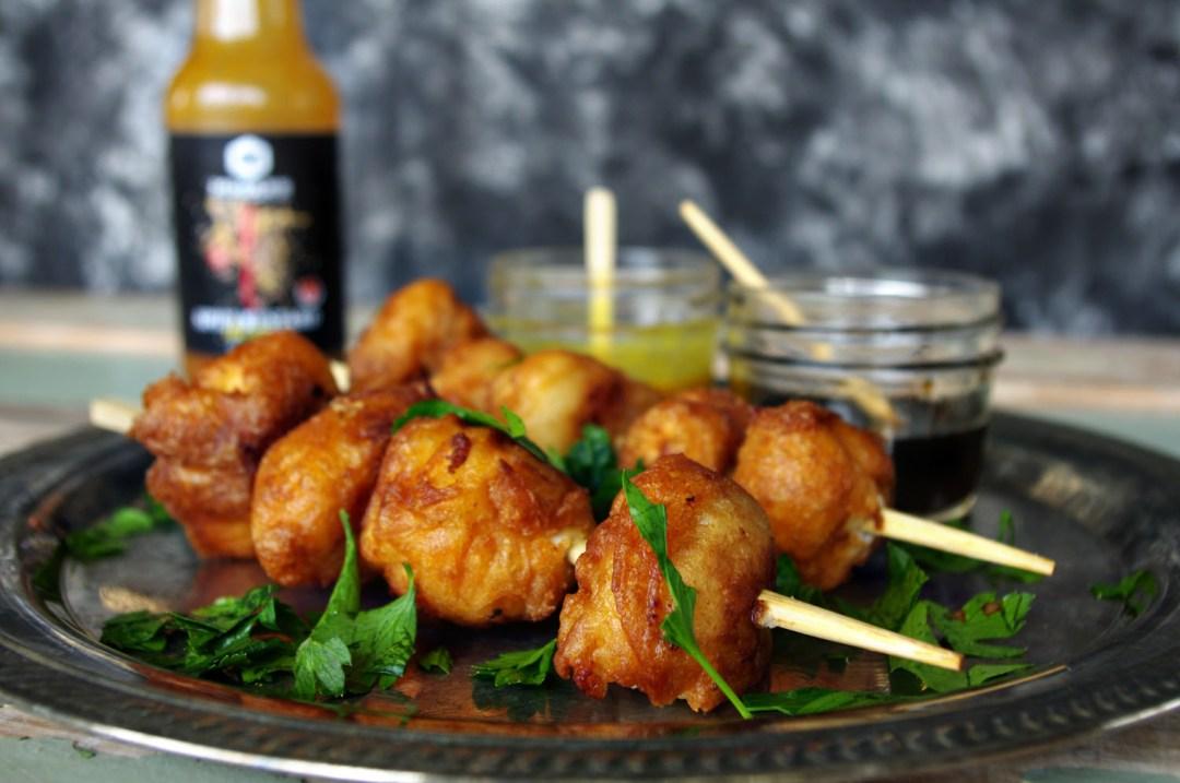 Pancake Battered Chicken | Dixie Chik Cooks