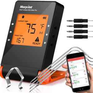 Wifi Bluetooth Thermometer