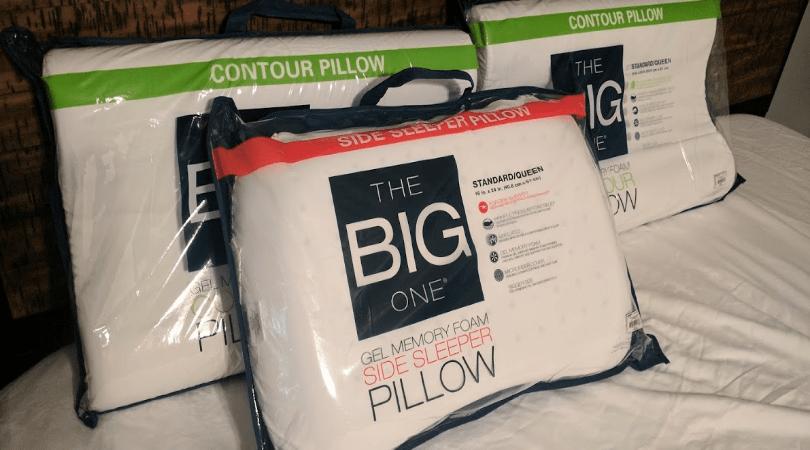 gel memory foam side sleeper pillow 16