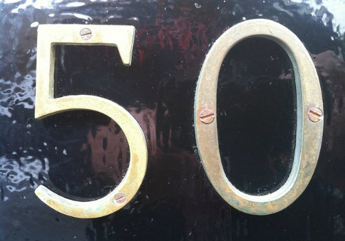 50 Reasons Why 50 Doesn't Matter