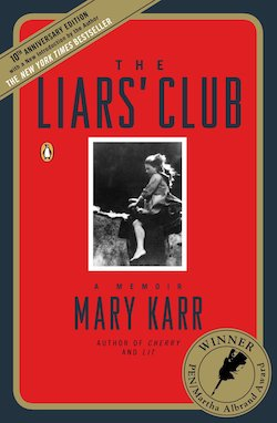 omslag The Liars Club mary karr dixikon.se