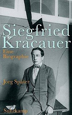 omslag Siegfried Kracauer – Eine Biographie
