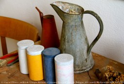 Från Morandis ateljé (Bild: Renaud Camus, Flickr)