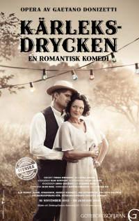 Affisch från Göteborgsoperan