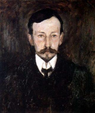 Leonard Turzhansky - Ivan Bunin (1905)