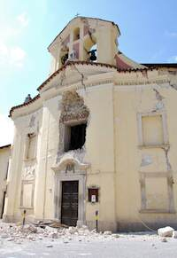 Chiesa di Santa Maria a Paganica, L´Aquila