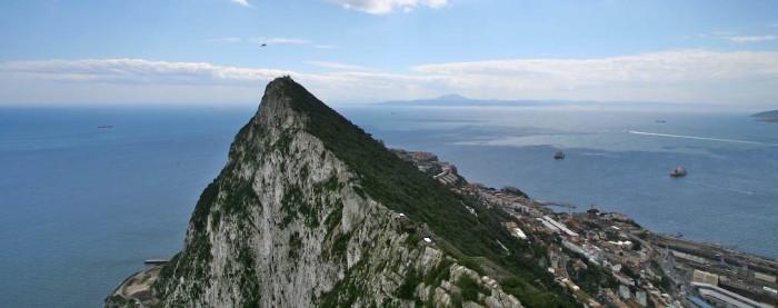 Gibraltar - den andra av Herkules pelare