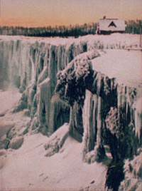 Niagarafallens Horseshoe Falls