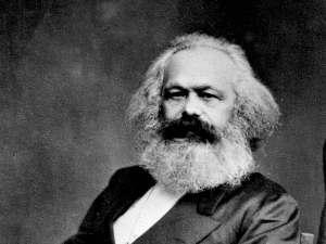 Karl Marx ca 1865 (Bild: Wiki Commons)