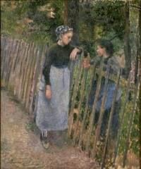 Pissarro_konversation